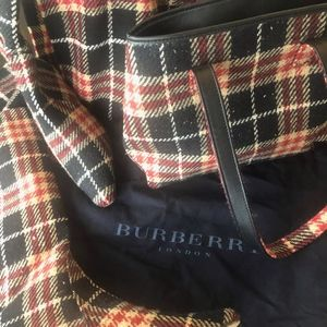 Burberry Boots, Purse & Cashmere Scarf